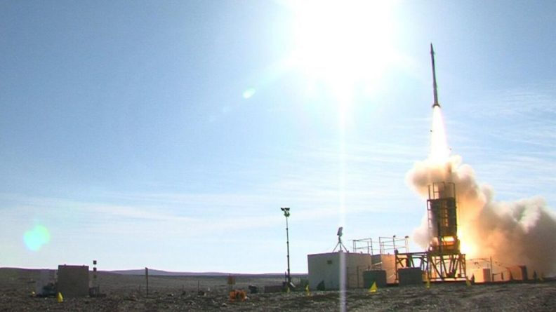 Общество: Британцы остались под впечатлением от испытаний новой противоракетной системы ВС РФ