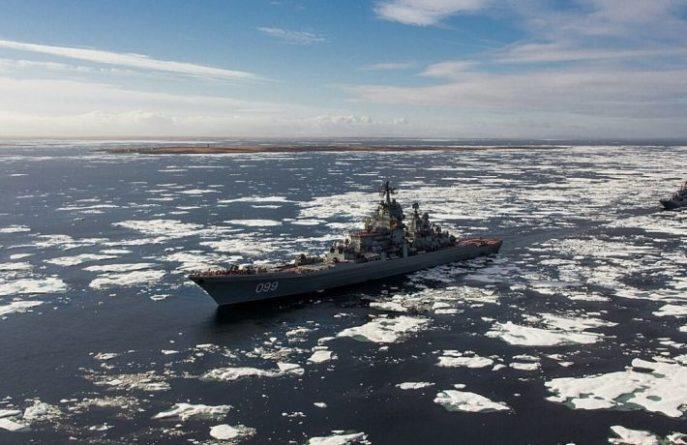 Общество: Дандыкин опроверг возможность подлодок Британии противостоять РФ в Арктике