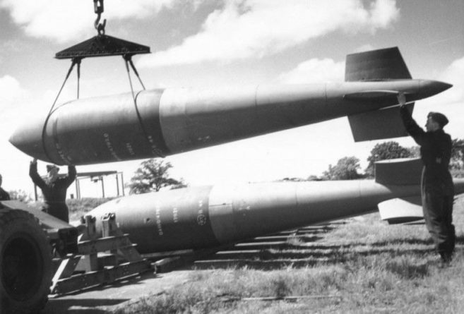 Общество: Сейсмические бомбы Великобритании и США