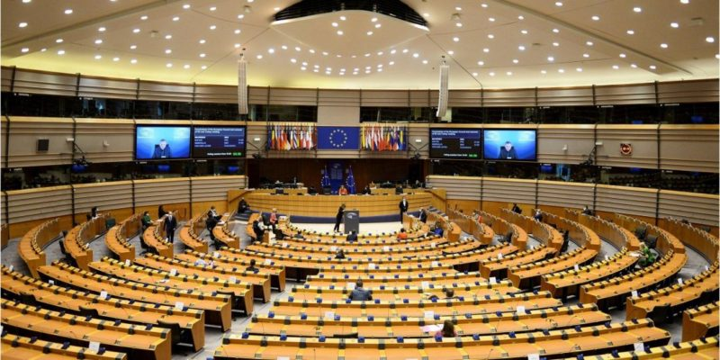 Общество: Европарламент ратифицировал торговую сделку с Британией после Brexit
