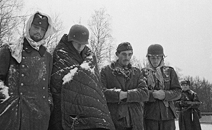 Общество: Daily Mail (Великобритания): в Британии обнародовали уникальные фотографии войны на Восточном фронте