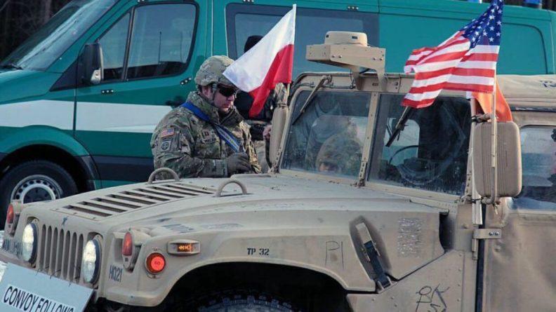 Общество: Британцы жестко ответили Польше на просьбу прислать войска НАТО