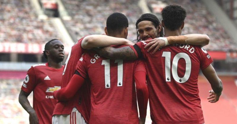 Общество: Манчестер Юнайтед - Рома: где смотреть и ставки букмекеров на матч Лиги Европы