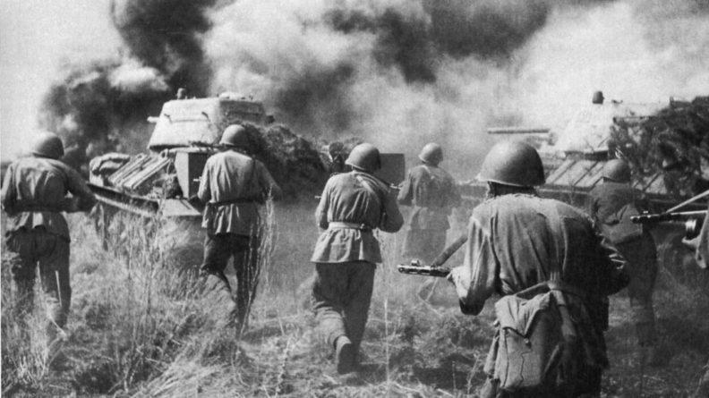 Общество: Опубликованные в Британии фотографии времен ВОВ показали, какую ошибку совершила Германия
