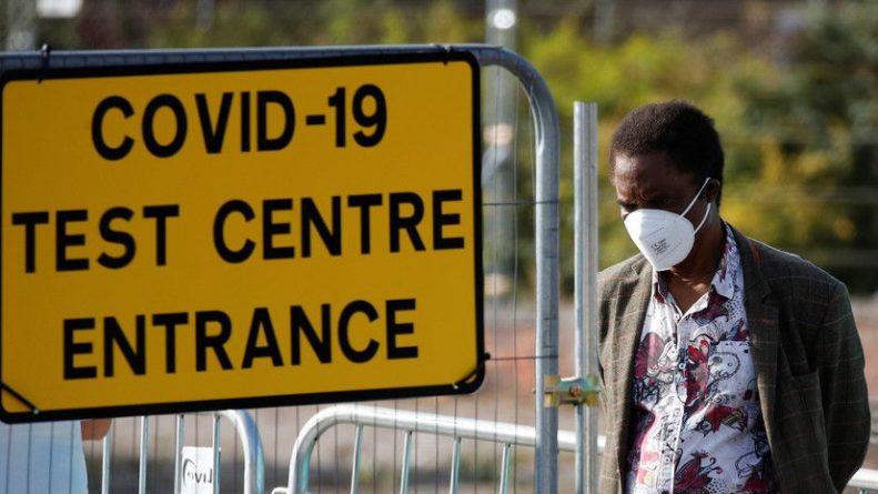 Общество: Число случаев COVID-19 в Британии выросло более чем на 2,4 тысячи