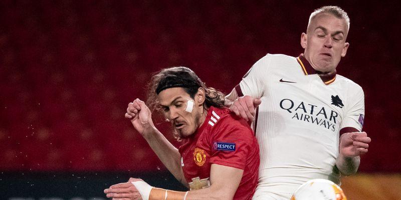 Общество: Манчестер Юнайтед Рома 6:2 видео голов и обзор первого матча 1/2 финала Лиги Европы 29.04.2021 - ТЕЛЕГРАФ