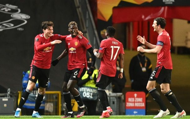 Общество: Манчестер Юнайтед уверенно разобрался с Ромой