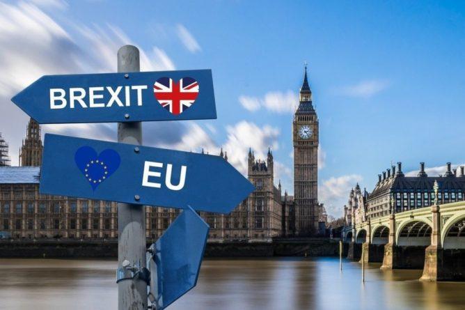Общество: ЕС и Великобритания окончательно завершили Brexit