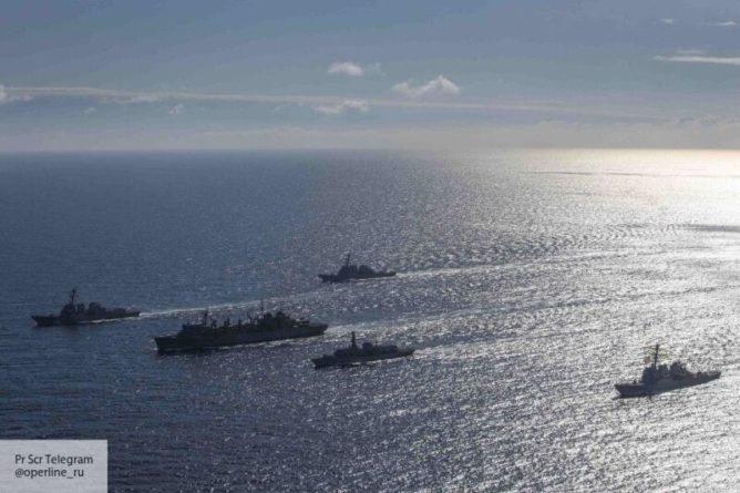 Общество: Strategic Culture: черноморский маневр Британии раскрыл антироссийский план НАТО