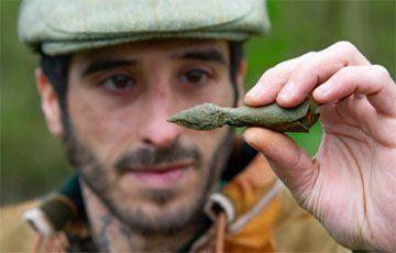 Общество: В Британии в Шервудском лесу нашли «стрелу Робина Гуда»