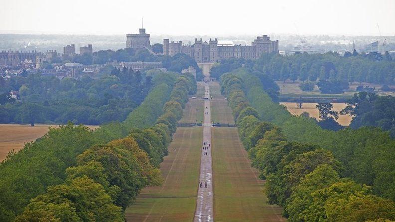 Общество: Злоумышленники проникли в поместье королевской семьи Великобритании