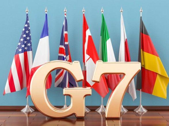 Общество: Главы МИД G7 обсудят в Лондоне глобальные угрозы и коронавирус