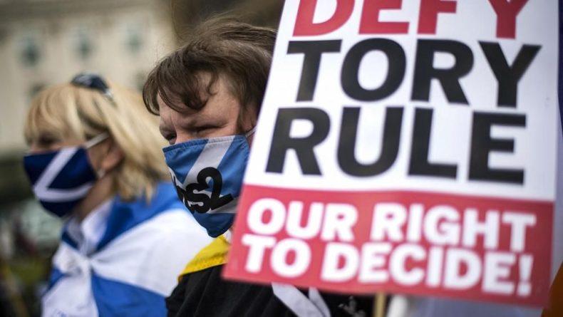 Общество: Шотландия готовится к парламентским выборам