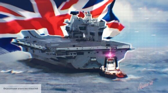 Общество: Daily Express: корабли ВМФ России перехватили крупнейшую флотилию Британии