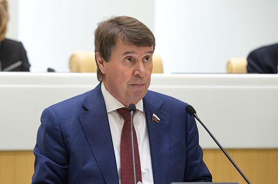 Общество: Цеков оценил слова главы МИД Британии о противодействии «пропаганде» России