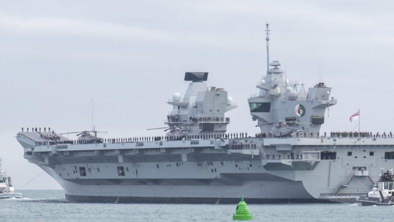 Общество: Два разведывательных корабля ВМФ РФ перехватили крупнейшую флотилию Британии
