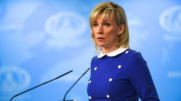 Общество: Захарова ответила Британии цитатой святого Антония на выпад в адрес России
