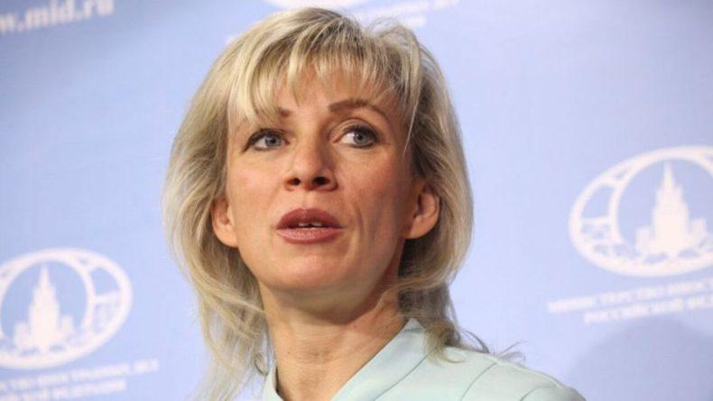 Общество: Захарова высказала встречную претензию главе МИД Великобритании