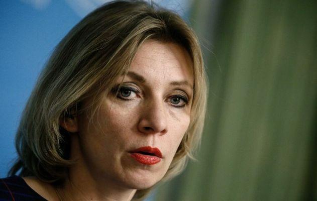 Общество: Захарова указала МИД Британии на собственные грехи, в которых обвиняют Россию
