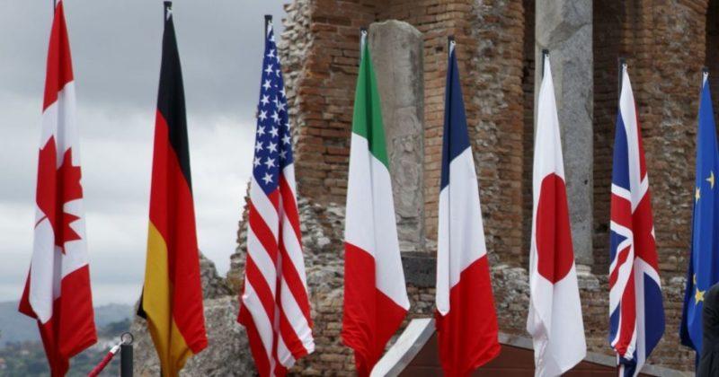 Общество: Коронавирус та климат: в Великобритании стартует очная встреча глав МИД G7