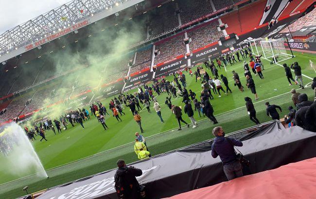 Общество: Фанаты Манчестер Юнайтед устроили громкий протест (ВИДЕО) и мира