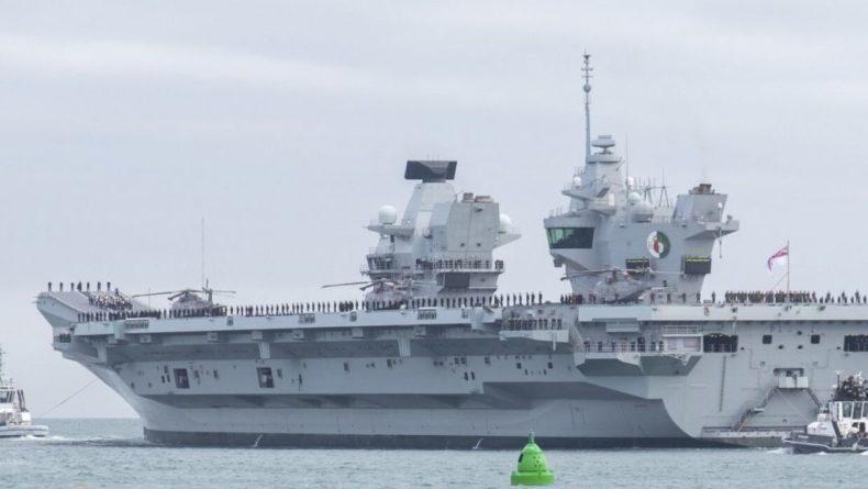 Общество: Британцы назвали посмешищем ВМС страны после трюка ВМФ РФ вблизи Шотландии