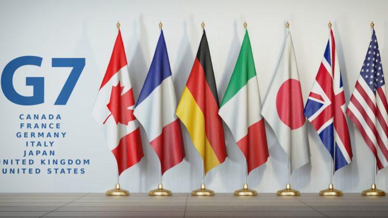 Общество: Впервые с начала пандемии Великобритания принимает министров G7