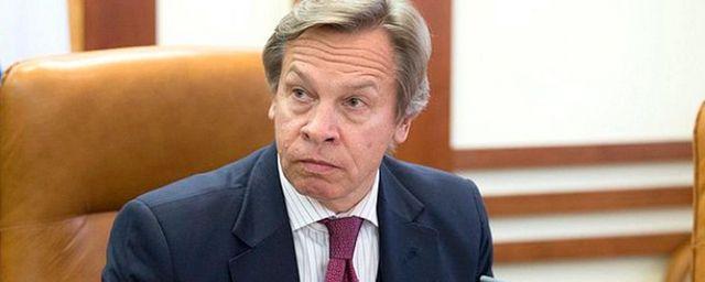 Общество: Сенатор Пушков советует Британии отказаться от русофобии