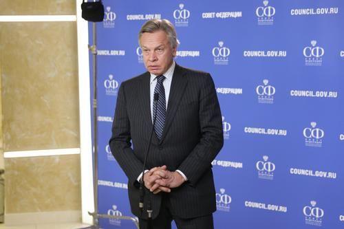 Общество: Пушков оценил мнение главы британского МИД Рааба об отношениях Великобритании и России