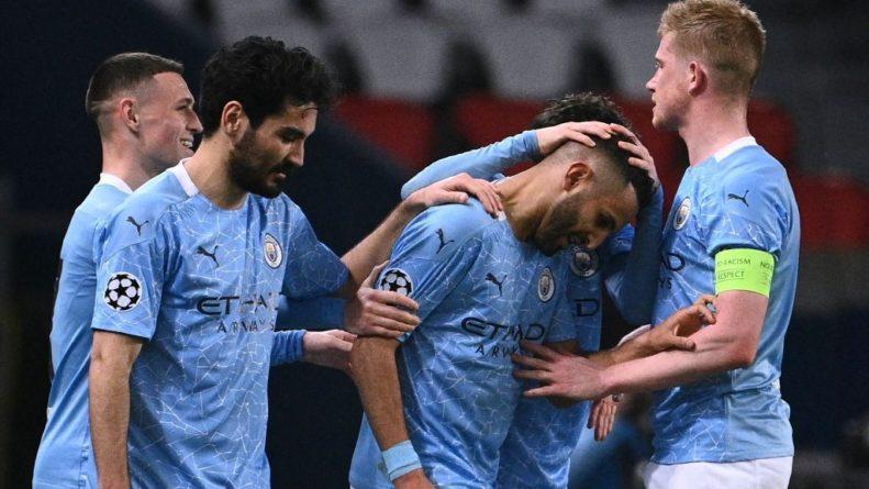 Общество: Манчестер Сити - ПСЖ: прогноз букмекеров на матч Лиги чемпионов