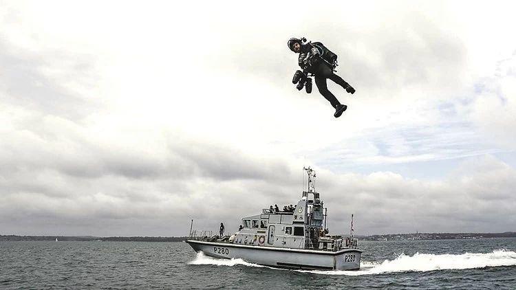 Общество: В Британии испытали новый вид вооружения: изменит ход боевых действий