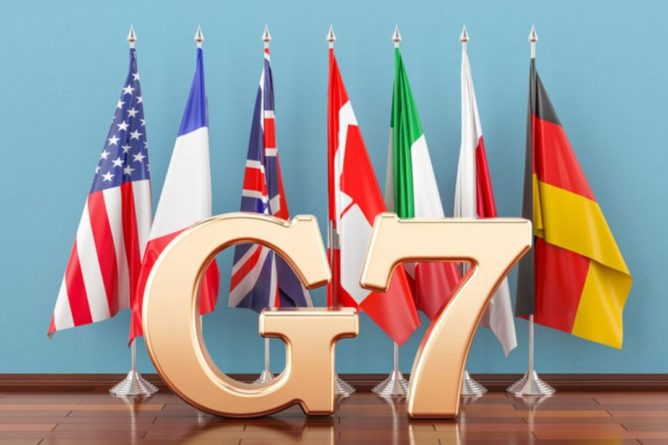 Общество: Поговорили о Китае: в Лондоне состоялась первая со старта пандемии встреча глав МИД G7