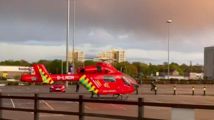 Общество: Поножовщина в Лондоне: 1 человек погиб