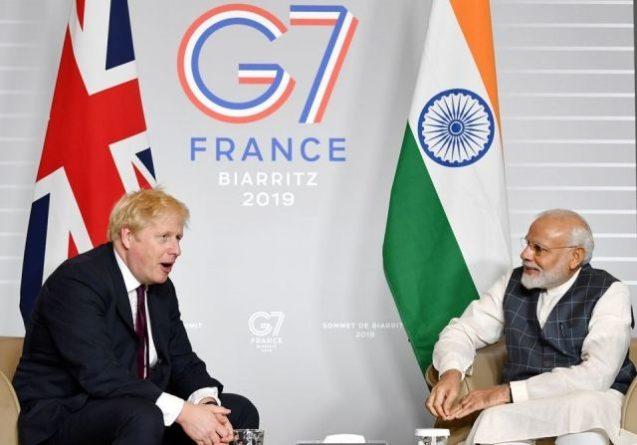 Общество: Индия заберет своих нелегальных мигрантов из Великобритании в обмен на визы для молодых специалистов