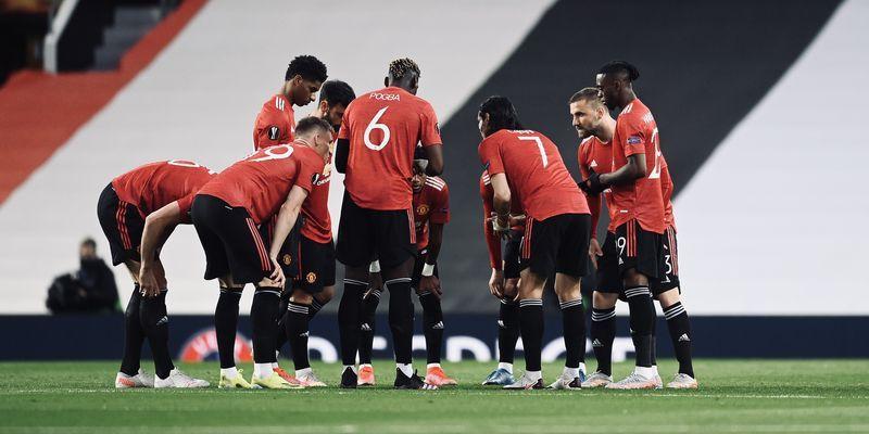 Общество: Рома Манчестер Юнайтед - где и во сколько смотреть онлайн ответный матч 1/2 финала Лиги Европы - расписание трансляций 06.05.2021 - ТЕЛЕГРАФ