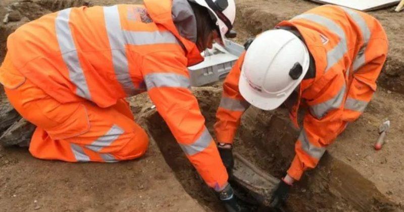 Общество: В Британии при постройке железной дороги обнаружили 3000 тел