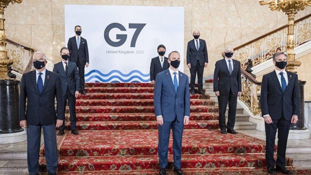 Министры G7 в Лондоне обсудили сдерживание действий России: итоги встречи