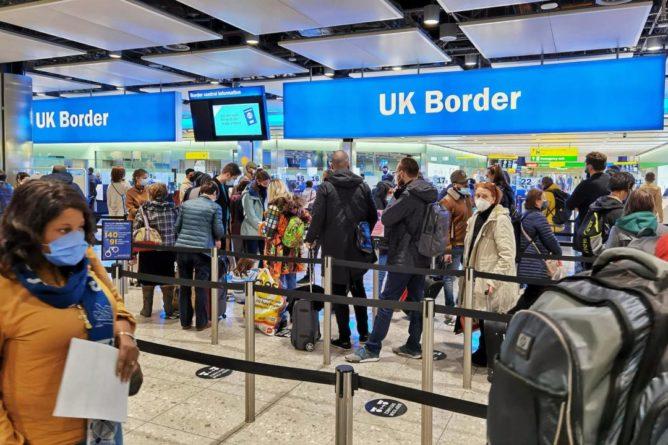 Общество: Британия и Германия объявили Израиль «зеленой» страной и открывают границы для израильтян