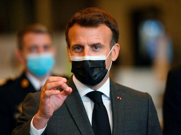 Общество: Президент Франции призвал США и Великобританию расширить экспорт вакцин