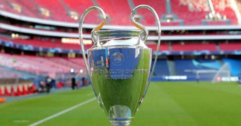 Общество: Из-за пандемии финал Лиги чемпионов могут перенести в Англию