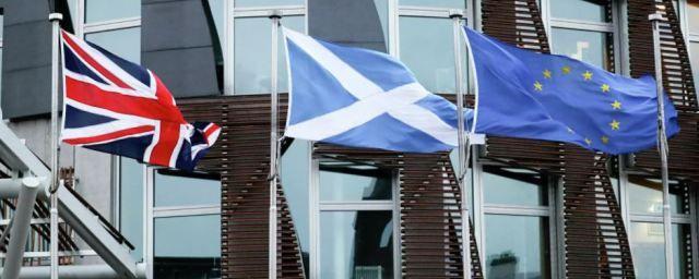 Общество: В Шотландии вновь вернулись к теме отделения от Великобритании