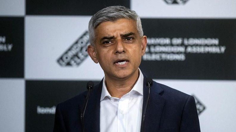 Общество: Член Лейбористской партии Садик Хан переизбран мэром Лондона