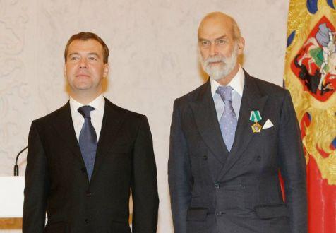 Общество: Брата Королевы Великобритании принца Кентского обвиняют в попытке продажи встречи с Путиным