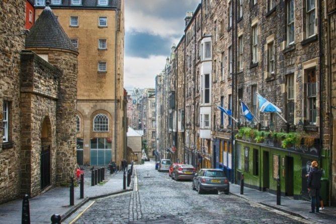 Общество: В Британии оценили возможность нового референдума о независимости Шотландии