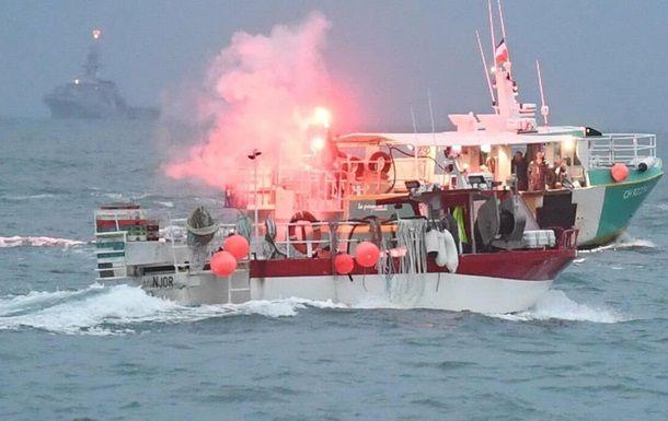 Общество: Рыболовная война. Конфликт Британии и Франции