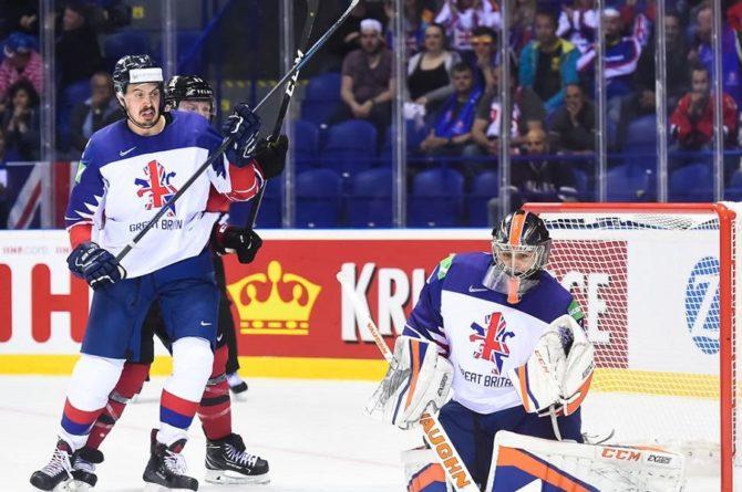 Общество: Тренер сборной Великобритании по хоккею отказался ехать на ЧМ-2021 в Ригу