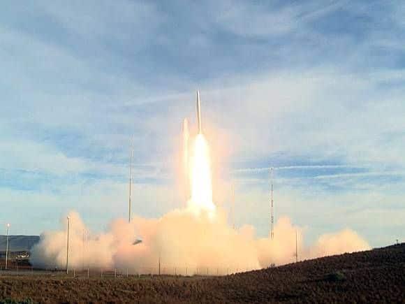 Новое гиперзвуковое оружие США сможет ударить по Москве из Лондона
