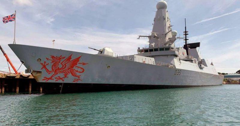 Общество: В Британии не подтвердили выдворение эсминца из вод у Крыма