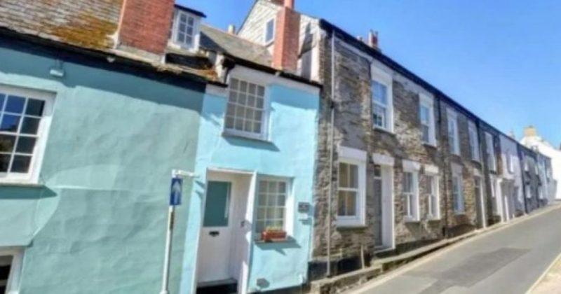 Общество: В Англии дом, более узкий, чем лондонский автобус, выставили на продажу (фото)