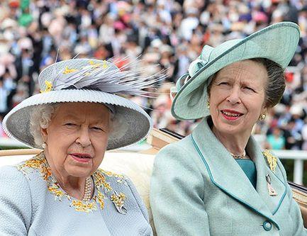 Общество: Как выглядело жилье дочери Елизаветы II принцессы Анны в Лондоне. ФОТО